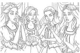 Small Picture Doll Coloring Pages For Girls Coloring Coloring Pages