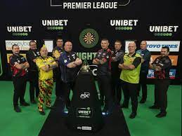 Stats for the darts premier league 2021, including table, fixtures/results, most 180\'s, highest average, overs/unders legs, winning margins and many more. Pivotal Week Upcoming As Premier League Darts Concludes Dartsnews Com