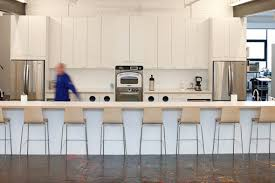 office kitchen. Mono Ad Agency Office Kitchen