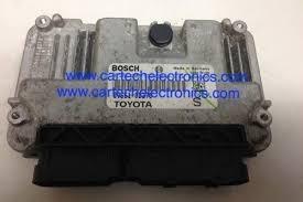 Plug & Play Bosch Engine ECU, Toyota Yaris 1.0 VVT-i, 0261208935, 0 ...