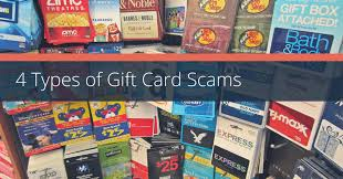 gift card scams