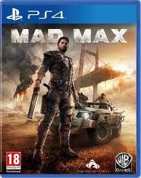 Avis Warner Mad Max PS4 | Parole de Mamans
