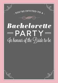bachelorette party invitations free template bachelorette party invitation free printable free bachelorette