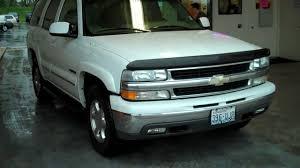Chevrolet Tahoe 2003 РId̩e d'image de voiture