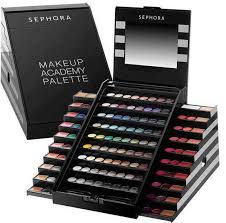 sephora makeup academy palette beautydea