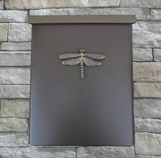 Stunning Amco Provincial Wall Mount Residential Mailbox Amco