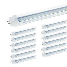 T12 Led Tube Light Jesled T8 4ft Led Tube Light Bulbs 6000k Cool White 24w