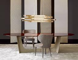 Italian Dining Tables Designer Italian Dining Tables Luxury High End Dining Tables
