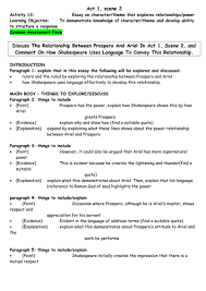 tempest essay the tempest essay