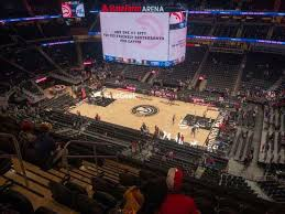 State Farm Arena 3d Seating Chart Your Ticket To Sports Concerts More Seatgeek