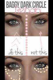 how to properly get rid of under eye bags