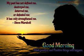 Good Morning Quotes Positive Attitude