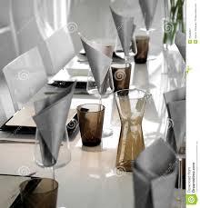 glasses table setting. Modern Dining Table Setting Stock Image Image: 25848897 Glasses D