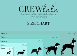 la size crew lala sizing care exchange policy