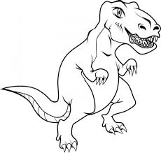 Small Picture Get This Printable T Rex Coloring Pages 41558
