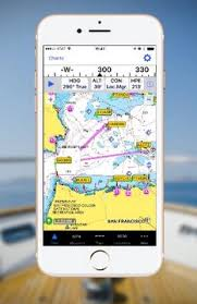 Navigation Charts For Iphone Inavx Announces Availability Of Navionics Charts In Inavx In