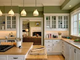 Yellow Kitchen White Cabinets Yellow Kitchen Walls With White Cabinets Monsterlune