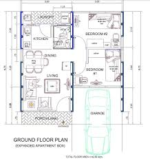 small house floor plans philippines