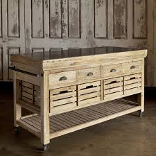 Kitchen Cool Rustic Portable Island Ideas Gray Movable Throughout