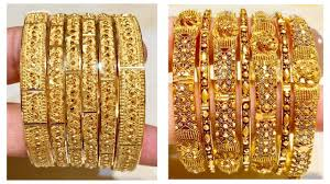 Gold Bangles Design With Price In Pakistan 22ct Gold Bangles Designs 7 Piece 22ct Gold Price Today Gold