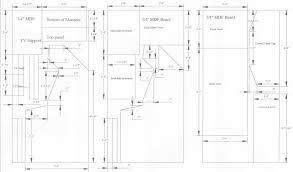 woodworking cabinet plans arcade pdf free arcade cabinet design