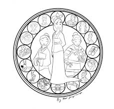 Small Picture Get This Free Disney Princess Mulan Coloring Pages for Girls hb569