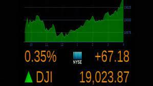 Wall Street: Dow Jones schließt ...
