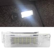 Mk5 Jetta Led Interior Lights 1 X 12v Led Luggage Lamp Interior Dome Light Car Trunk