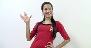 star trek 2009 uhura costume