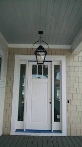 hanging porch lights. Copper Porch Light A Statement Entrance Hanging Lights I