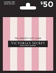 Victoria secret credit card use at bath and body works. Amazon Com Victoria S Secret Gift Card 50 Gift Cards