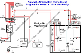 wiring diagram circuit of single phase house alexiustoday Electrical Panel Board Wiring Diagram Pdf circuit diagram of single phase house wiring automatic ups system homeoffice for electrical panel board pdf Home Electrical Wiring Diagrams PDF