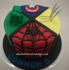 21 Great Picture Of Marvel Birthday Cake Countrydirectoryinfo