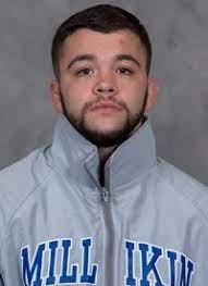 Alan Durham - Wrestling - Millikin University Athletics