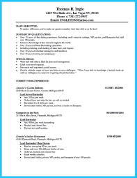 Private Party Bartender Resume