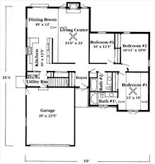 1600 square foot ranch house plans adhome 2 bedroom with basement sensational ideas 4 feet 3 bedrooms batrooms on 1 levels pl