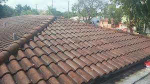 roof cleaning and painting in miami springs fl
