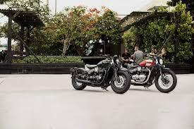 bonneville bobber triumph motorcycles