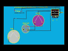 vote no on hvac wiring diagrams 2 understanding condenser wiring diagrams on re frigeration