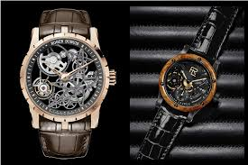most innovative watches of 2015 cbw ge roger dubuis excalibur automatic skeleton ralph lauren automotive skeleton