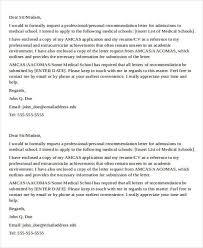 Amcas Letter Of Recommendation Elegant Premed Navigator