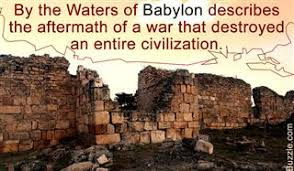 stephen vincent ben atilde copy t s by the waters of babylon summary and analysis stephen vincent benatildecopyt s by the waters of babylon summary