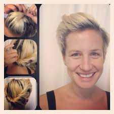 Diy hairstyles for short hair | Hair Style and Color for Woman