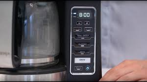 It has classic and rich brew settings, so you can get coffee that suits your palate. How To Use Delay Brew On The Ninja 12 Cup Programmable Coffee Brewer Ce200 Series Youtube