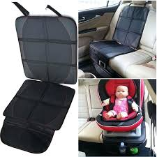 back seat protector car seat protector saver cover mat for back seat leather upholstery pad front