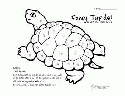 4 Times Table Colouring Worksheets - Table Designs