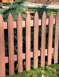 menards fence pickets replacing menards wood