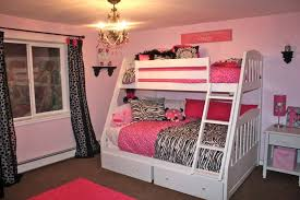 Pretty Girl Bunk Beds