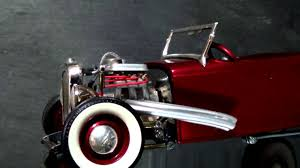 Hubley, 1932 Chevy roadster, The Ambassador - YouTube