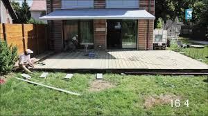 Construction D Une Terrasse En Bois Youtube